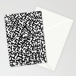 Not a Maze Stationery Cards