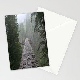 That NW Bridge - Vance Creek Viaduct. Stationery Cards