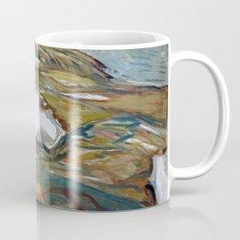 Edvard Munch - Coastal Landscape Coffee Mug