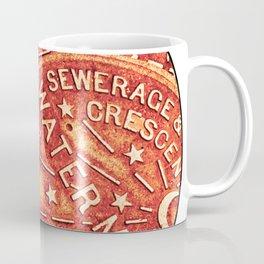 New Orleans Water Meter Coffee Mug