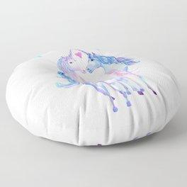 Emma Unicorn Love Floor Pillow
