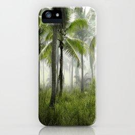 Jungle Trees iPhone Case