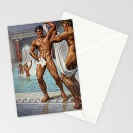 Bathhouse Boys Stationery Cards
