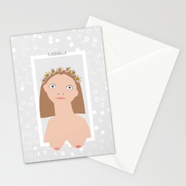 BREASTS IMPRESS NO 3 Stationery Cards