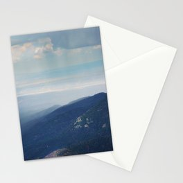 Rain Moves In Stationery Cards
