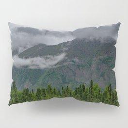 Summer Storm Clouds - Kenai_Peninsula, Alaska Pillow Sham