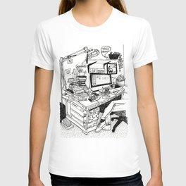 La jungla de V T-shirt