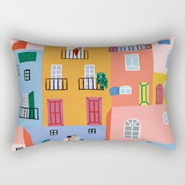 we're all in this together Rectangular Pillow