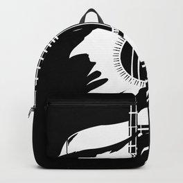 Guitar - hatched! Backpack