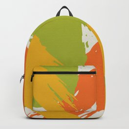 Colorful Brush Strokes AP176-12 Backpack