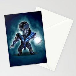 Caricature of Sub Zero Stationery Cards