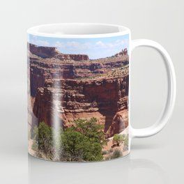 Shafer Canyon Overlook Coffee Mug