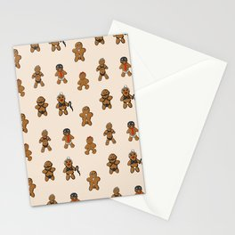 BDSM Gingerbread Stationery Cards