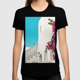 Buildings in Greece T-shirt
