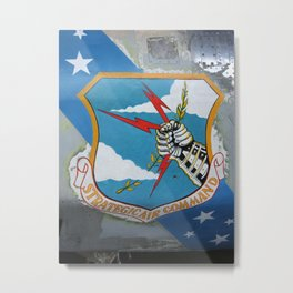 Strategic Air Command - SAC Metal Print