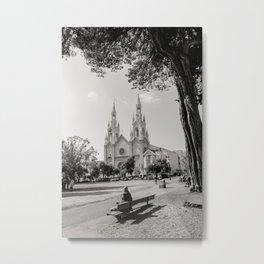 Washington Square - San Francisco Metal Print