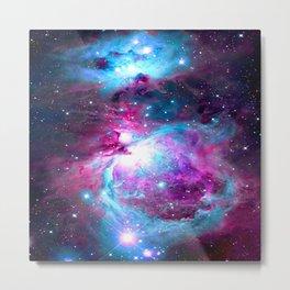 Orion Nebula Bright Unicorn Metal Print
