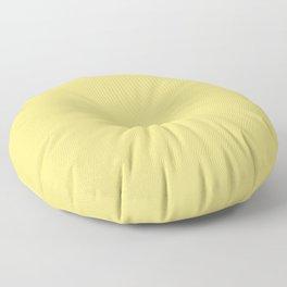 Mellow Yellow Floor Pillow