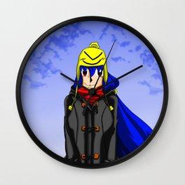 Thank Wall Clock