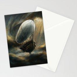 Flight to Neverland Stationery Cards