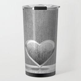 My Heart on the Shelf now Travel Mug