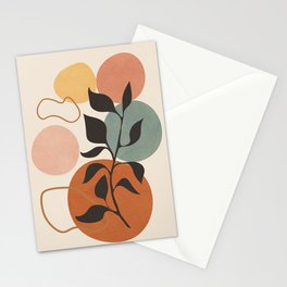 Abstract Minimal Shapes 23 Stationery Cards