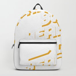 Healthy Body Healthy Life Backpack