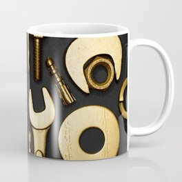 Tools - Abstract Minimalist Photography Coffee Mug