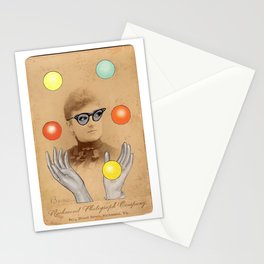 Madame is Feeling Perky Today Stationery Cards