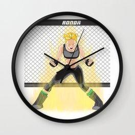 Super Saiyan Ronda Wall Clock