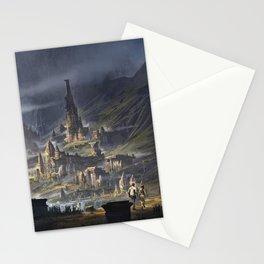 La Cite perdue Stationery Cards