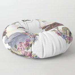Mister Mister Floor Pillow