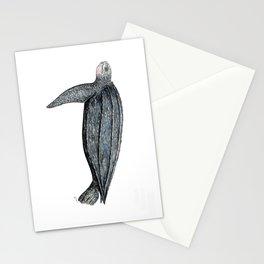 Leatherback turtle (Dermochelys coriacea) Stationery Cards