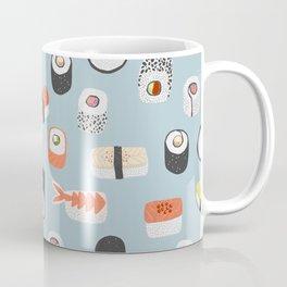 Sushi Roll Maki Nigiri Japanese Food Art Coffee Mug