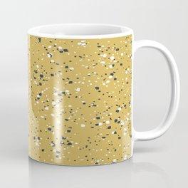 Making Marks Splatter Mustard  Coffee Mug