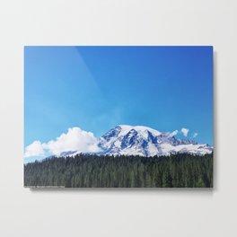 Mount Rainier, Washington Metal Print