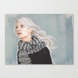 Vitya Canvas Print