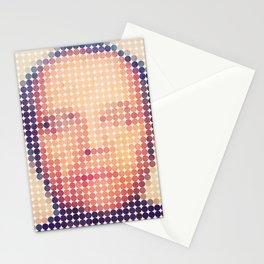 Jack of dots Stationery Cards