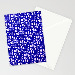 Moroccan Print  Stationery Cards