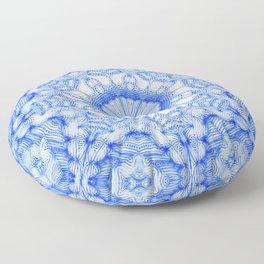 Mehndi Ethnic Style G334 Floor Pillow