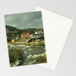 Llangollen Station Stationery Cards