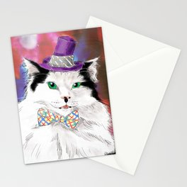 The Oreo Cat Stationery Cards