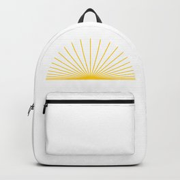 Ray of sunshine Backpack