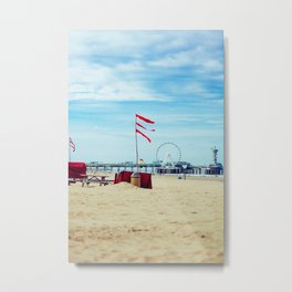 Den Haag, welcome to the Netherlands! Metal Print