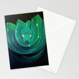 Morelia viridis Stationery Cards