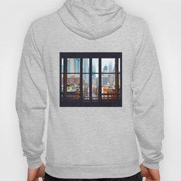 New York City Window Hoodie