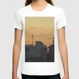 Mt. Fuji Sunset T-shirt
