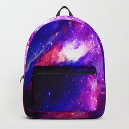 Fantasy Galaxy Space Interstellar Spacial Dust Backpack