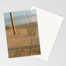 sun beach Stationery Cards