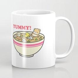Yummy! Pet Bowl Coffee Mug